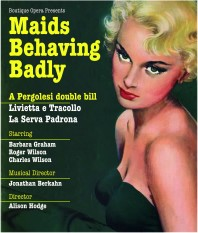 Boutique Opera - Maids Behaving Badly